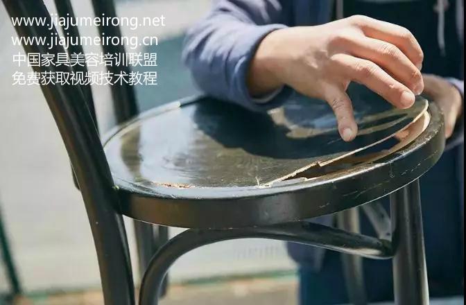 全新高端家具修复培训创业技术指导,学员阳春三月更温暖-家具美容网