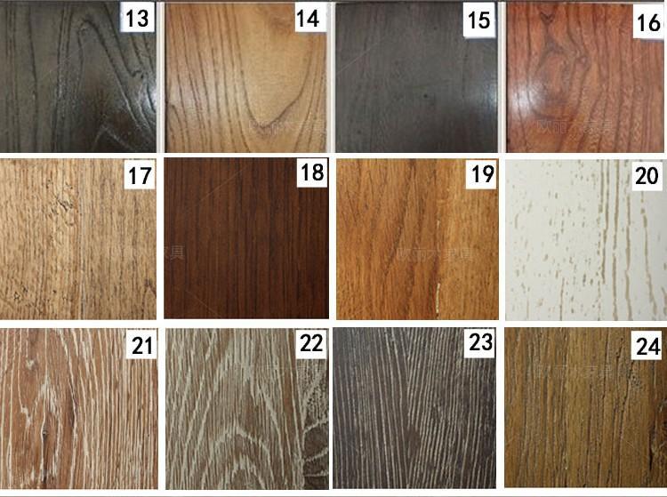 【家具美容调色教程】深棕色深棕色家具颜色调配比例-家具美容网